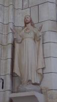 Angeac-Charente - L'église Saint-Pierre - Sacré Coeur de Jésus (5 mai 2018)