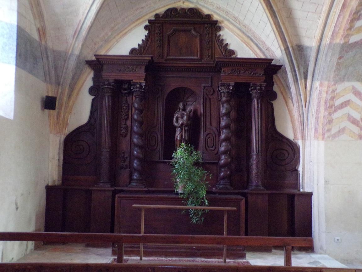 Ars – L'Eglise Saint-Maclou (24 mai 2018)