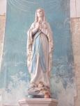 Bonneuil - L'église Saint-Pierre - Vierge miraculeuse (16 juillet 2020)