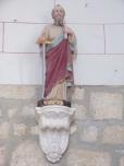 Bonneuil - L'église Saint-Pierre - Saint Paul (16 juillet 2020)