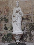Bonneuil - L'église Saint-Pierre (16 juillet 2020)