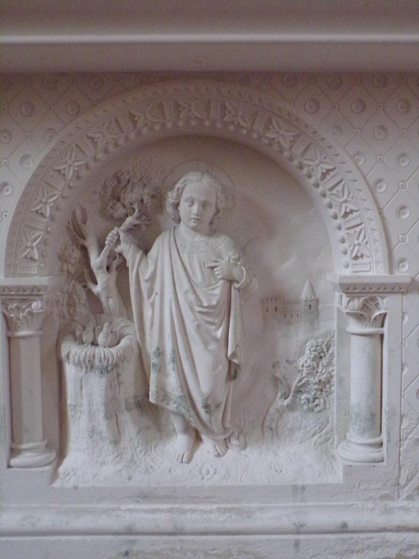 Bonneuil - L'église Saint-Pierre - Notre Dame de Lourdes (16 juillet 2020)