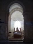Brie sous Matha - L'église Saint-Pierre - Le Choeur (13 août 2018)