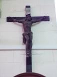 Brives sur Charente - L'église Saint-Etienne - Le Crucifix (27 juin 2018)