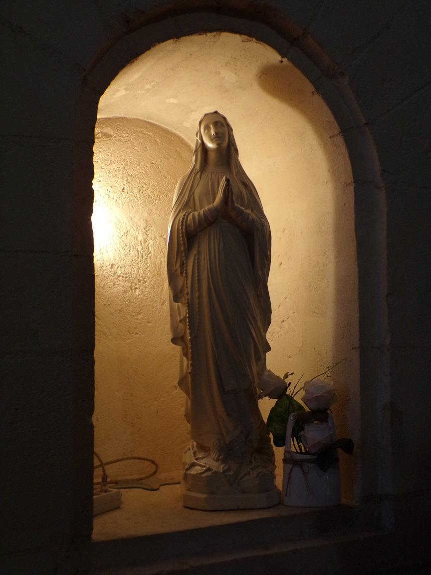 Châteaubernard - La chapelle Saint-Jean - Notre Dame de Lourdes (24 septembre 2018)