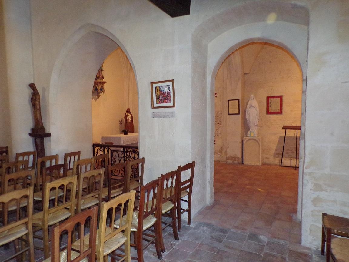 Châteaubernard - La chapelle Saint-Jean (24 septembre 2018)