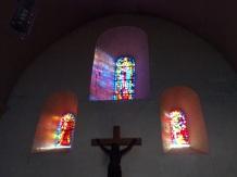 Châteaubernard - La chapelle Saint-Jean - Des vitraux (24 septembre 2018)