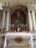 Cognac - L'église Saint-Martin - L'abside (19 janvier 2021)