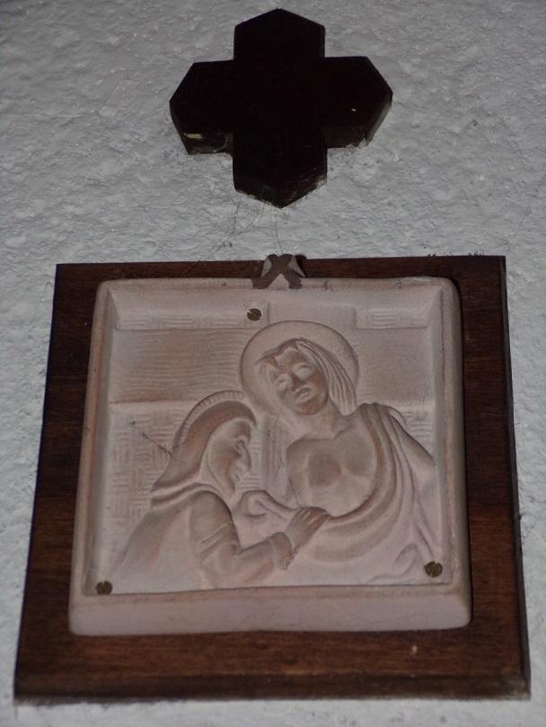 Cognac - L'église Saint-Martin - Le chemin de croix (19 janvier 2021)