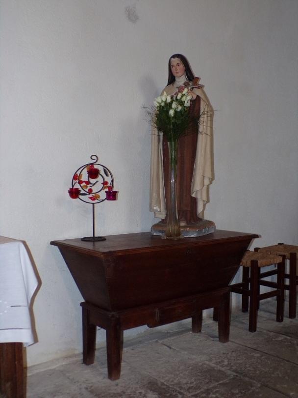 Cognac - L'église Saint-Martin - Sainte Thérèse de Lisieux (19 janvier 2021)