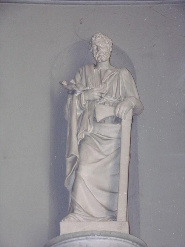 Cognac - L'église Saint-Martin (19 janvier 2021)