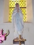Coulonges - L'église Saint-Saturnin - Notre Dame de Lourdes (24 août 2019)