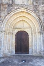 Saint-Preuil - L'église Saint-Projet (15 mai 2017)