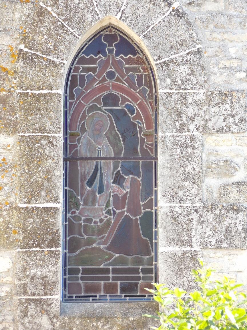 Nercillac - L'église Saint-Germain (25 août 2016)