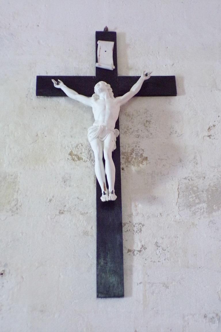 Bréville - L'église Saint-Benoît - Le Crucifix (27 mai 2017)