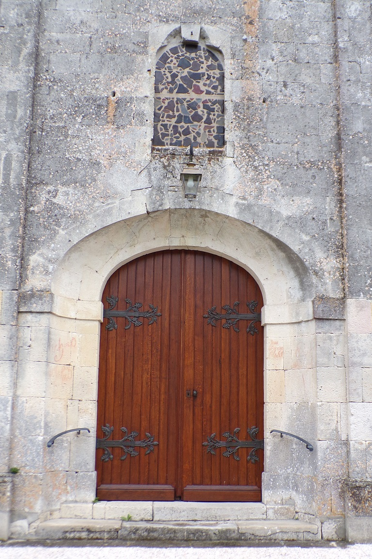 Nercillac - L'église Saint-Germain (29 mai 2017)