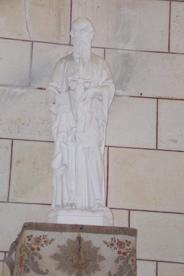 Bouteville - L'église Saint-Paul (21 mars 2017)