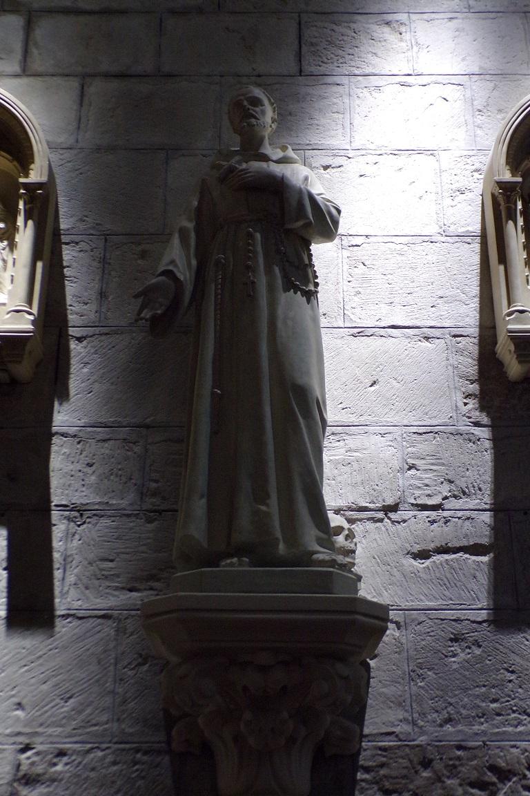 Sigogne - L'église Saint-Martin - Saint-François d'Assise (15 juin 2017)