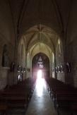 Mérignac - L'église Saint-Pierre - Vue de l'autel (10 juin 2017)