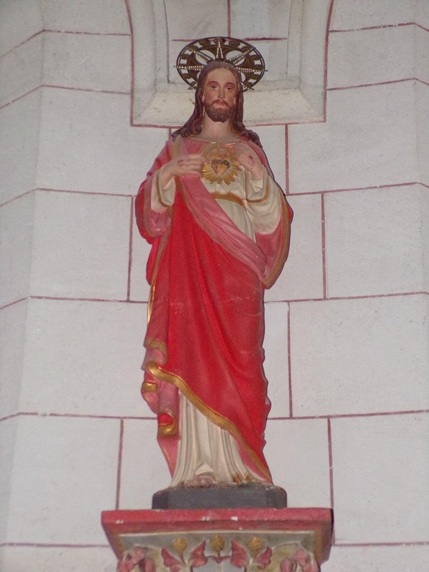 Gondeville - L'église Notre-Dame - Sacré Coeur de Jésus (21 septembre 2019)