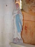 Graves-Saint-Amant - L'église Saint-Martin - Notre Dame de Lourdes (21 septembre 2019)