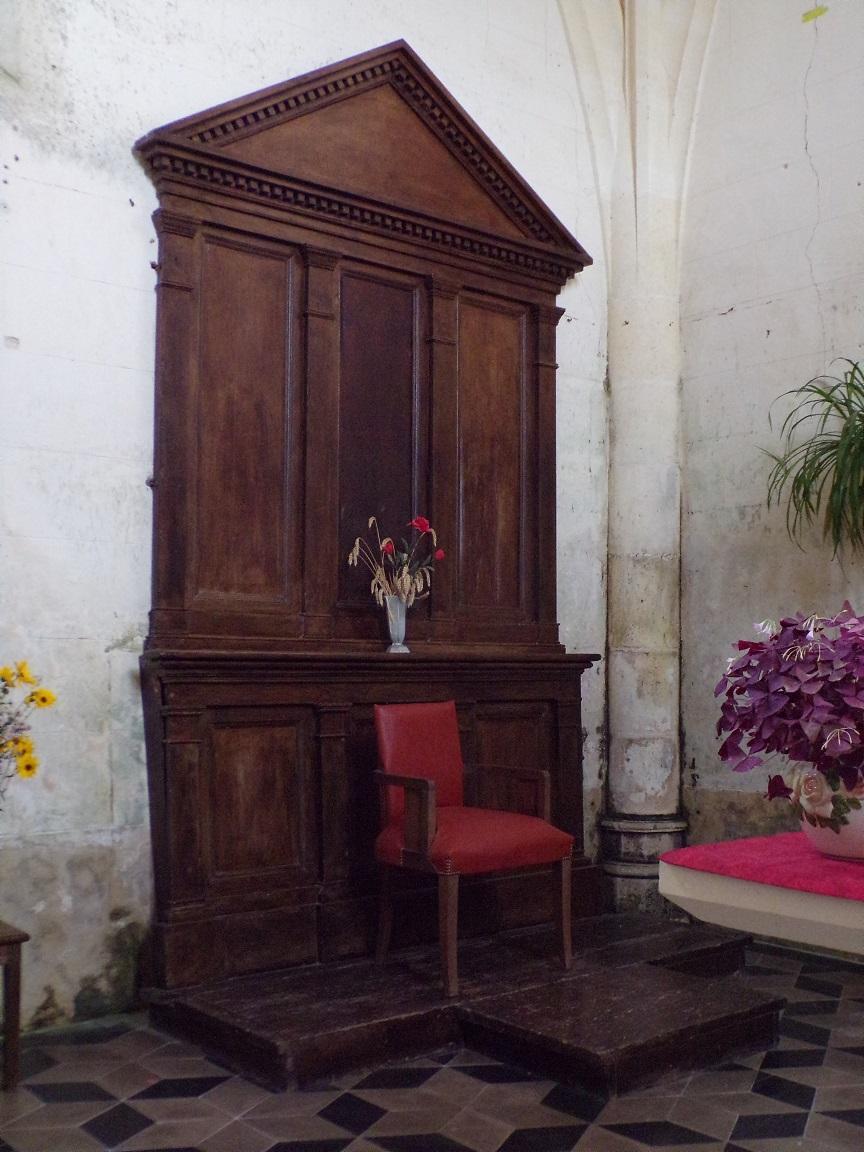 Ambleville - L'église Saint-Pierre (21 septembre 2019)