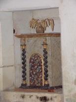 Ambleville - L'église Saint-Pierre - Le tabernacle (21 septembre 2019)