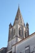 Gensac-la-Pallue - L'église Saint-Martin (26 octobre 2017)