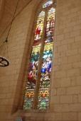 Gensac-la-Pallue – L'église Saint-Martin – Des vitraux (8 août 2017)