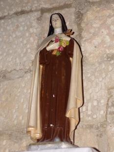 Germignac - L'église Saint-Pierre - Sainte Thérèse de Lisieux (17 juillet 2018)