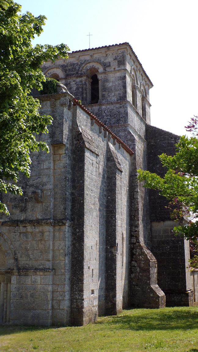 Graves-Saint-Amant - L'église Saint-Amant (5 mai 2018)