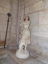 Houlette - L'église Saint Martin - Sainte Jeanne d'Arc (19 juillet 2020)