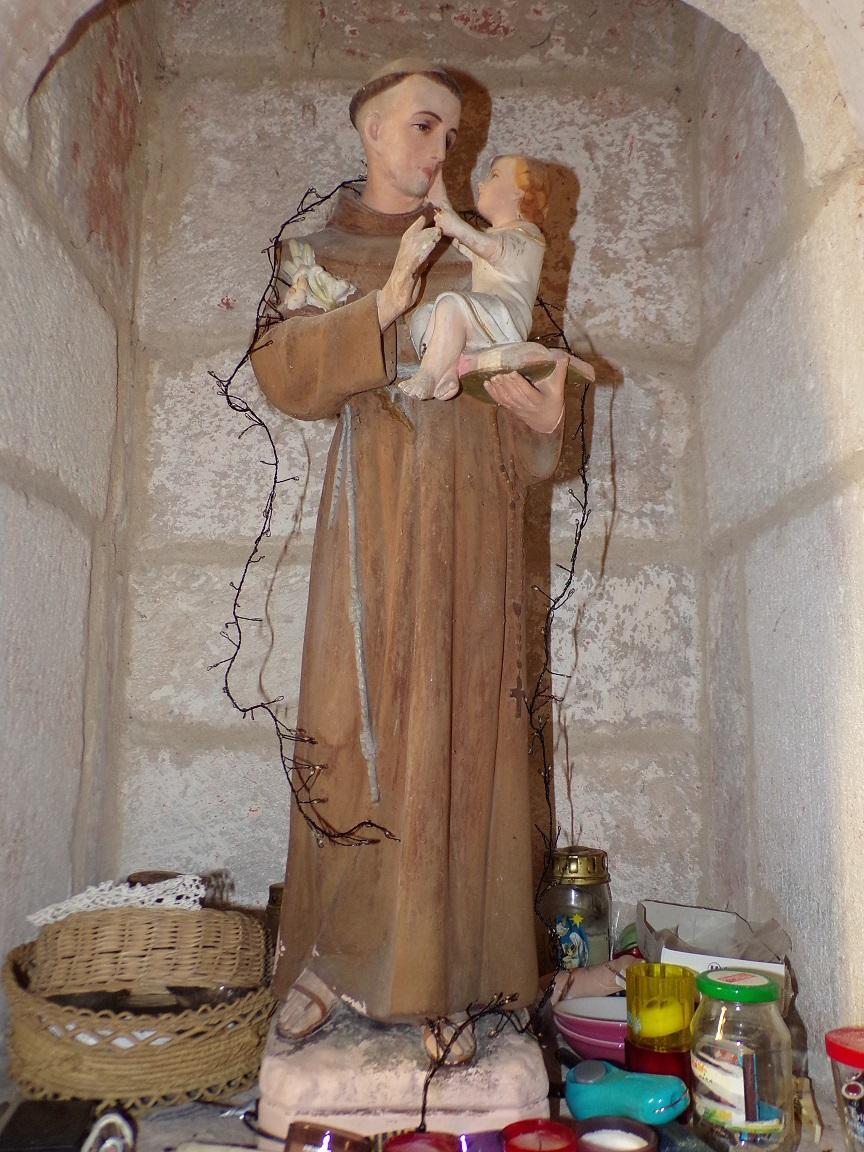 Houlette - L'église Saint Martin - Saint Antoine de Padoue (19 juillet 2020)
