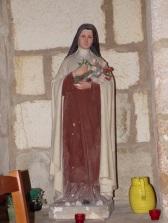 Houlette - L'église Saint Martin - Sainte Thérèse de Lisieux (19 juillet 2020)