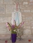 Houlette - L'église Saint Martin - Notre Dame de Lourdes (19 juillet 2020)
