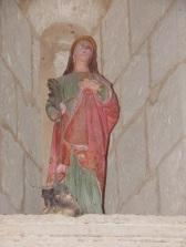 Houlette - L'église Saint Martin (19 juillet 2020)