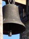 Houlette - L'église Saint Martin - La cloche (20 août 2018)