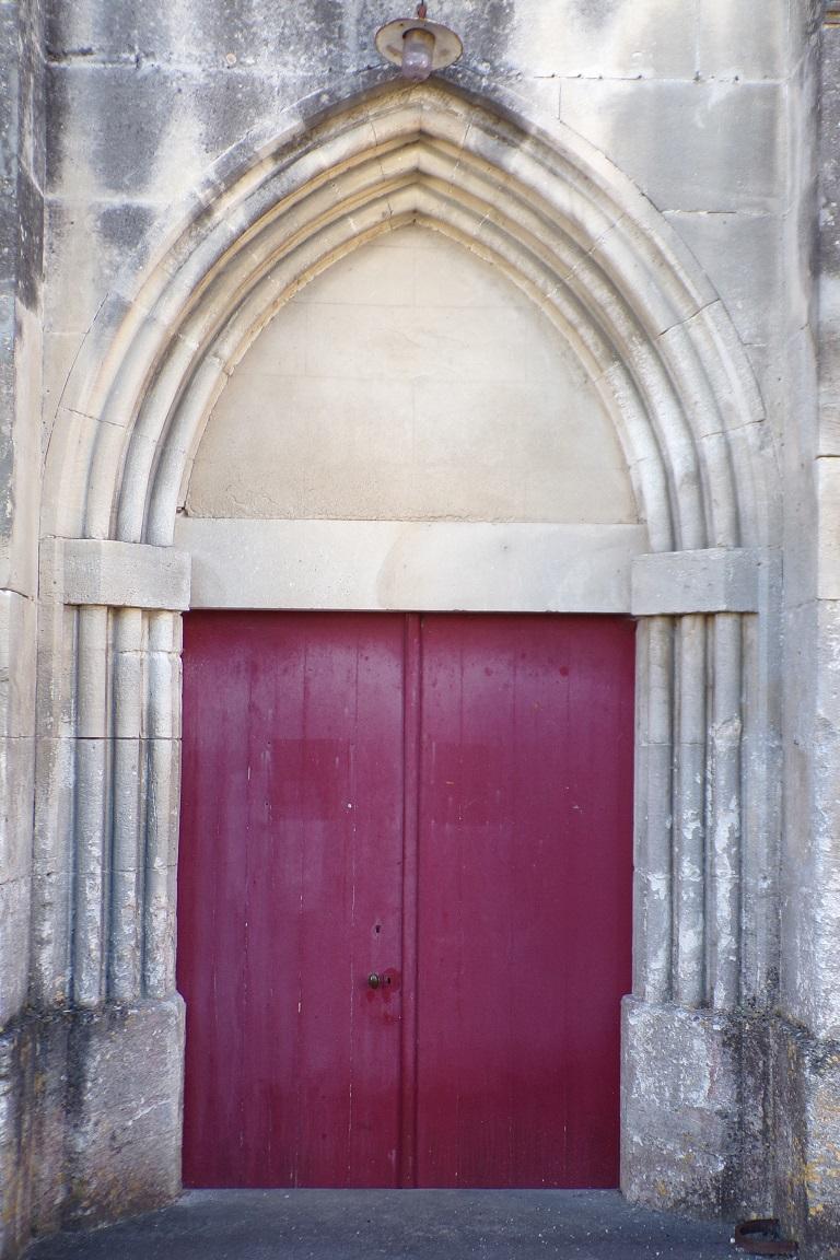 Javrezac - L'église Saint-Pierre (26 octobre 2017)