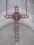 Le Seure - L'église Notre-Dame de l'Assomption - Le Crucifix (29 juin 2019)