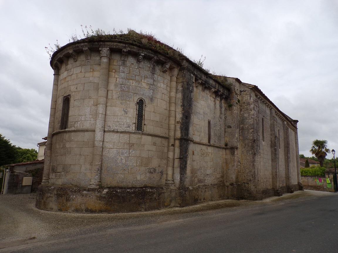 Le Seure - L'église Notre-Dame de l'Assomption (14 juin 2018)
