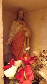 Nercillac - L'église Saint-Germain - Soeur Coeur de Jésus (10 avril 2018)