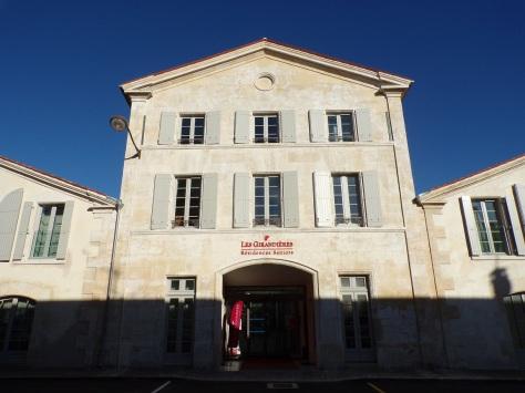 Les Girandières, avenue Victor Hugo (19 janvier 2021)