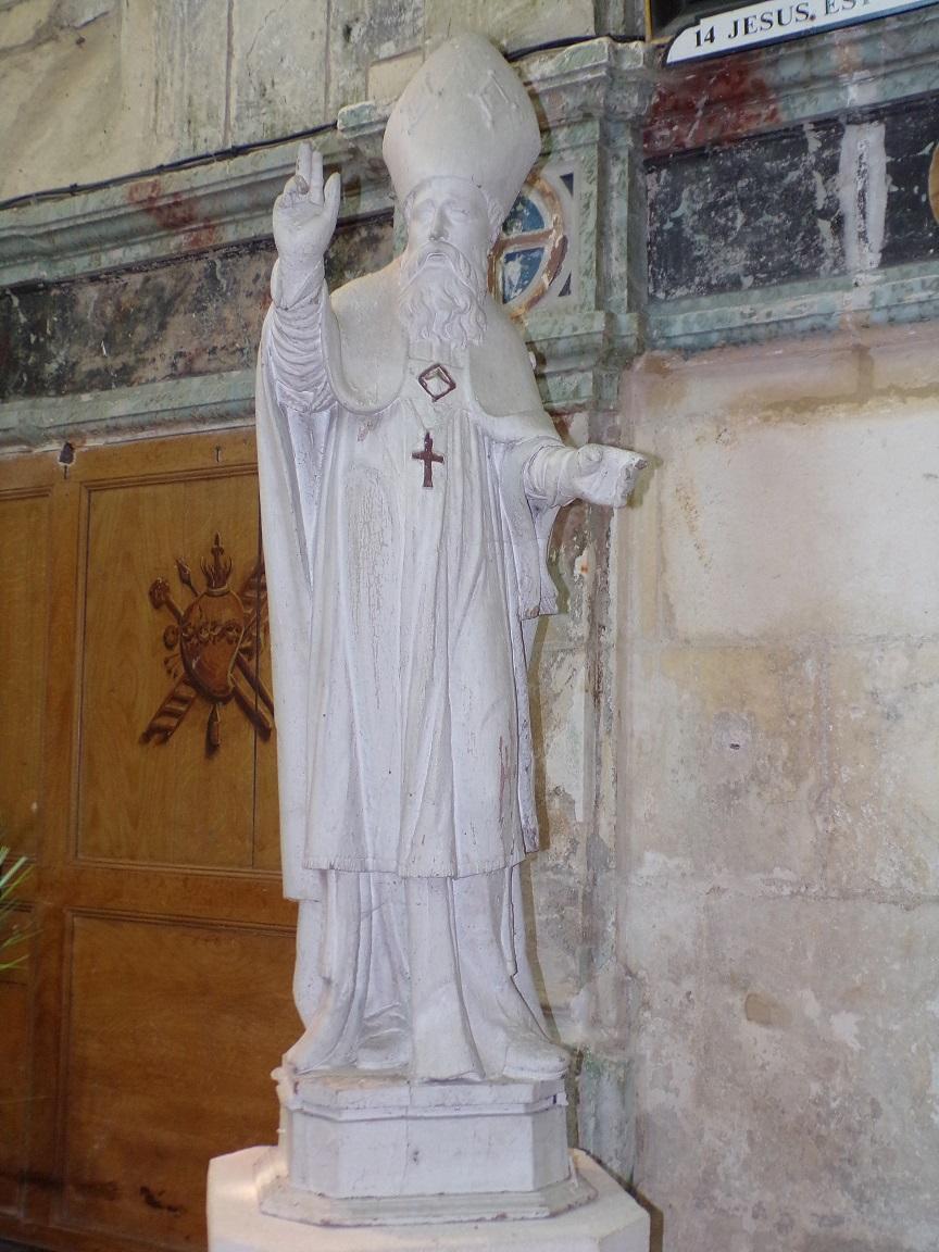 Lonzac - L'église Notre-Dame (8 juillet 2018)