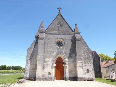 Mainxe - L'église Saint-Maurice (17 juin 2019)