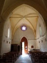 Mainxe - L'église Saint-Maurice - Vue de l'autel (17 juin 2019)