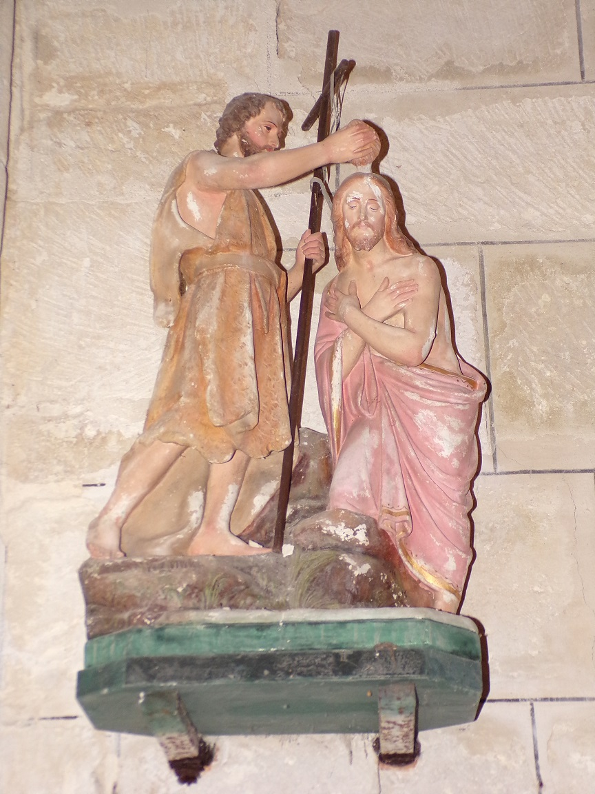 Mareuil - L'église Notre-Dame - Saint Jean Baptiste (21 août 2018)