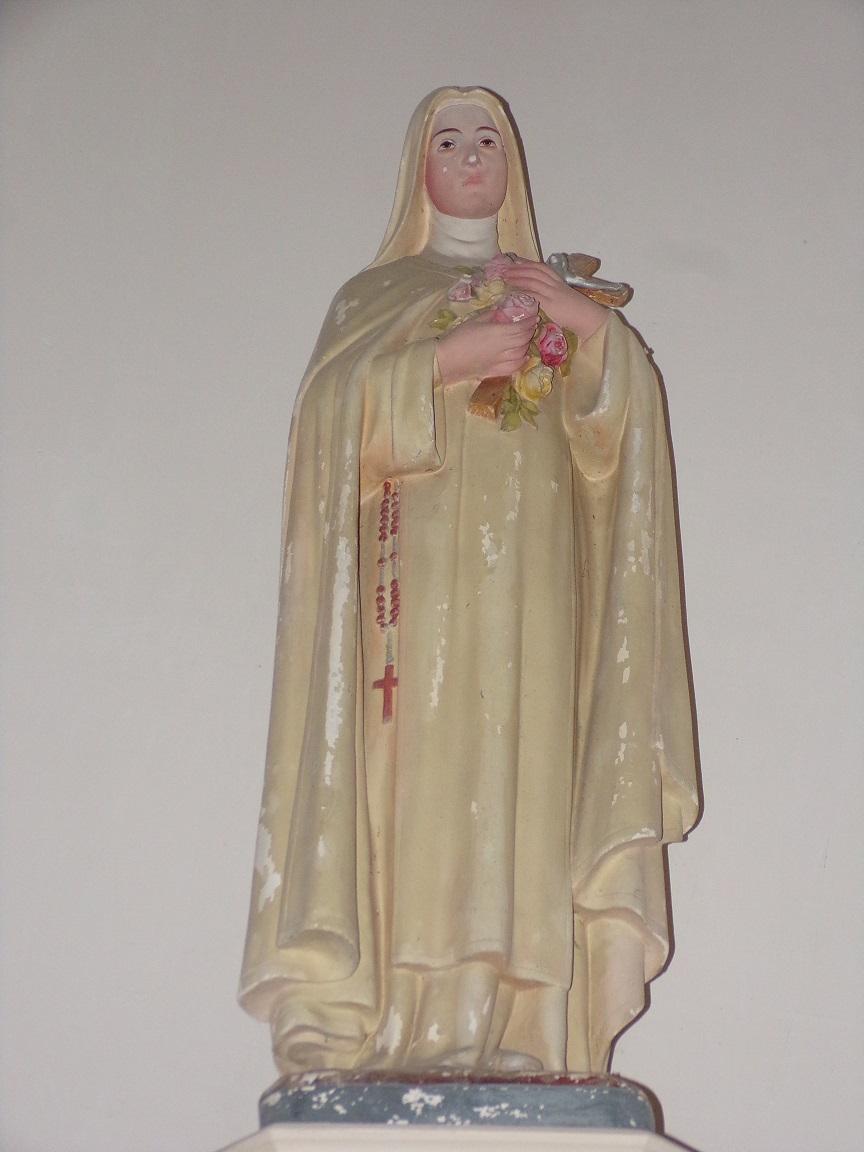 Mareuil - L'église Notre-Dame - Sainte Thérèse de Lisieux (21 août 2018)
