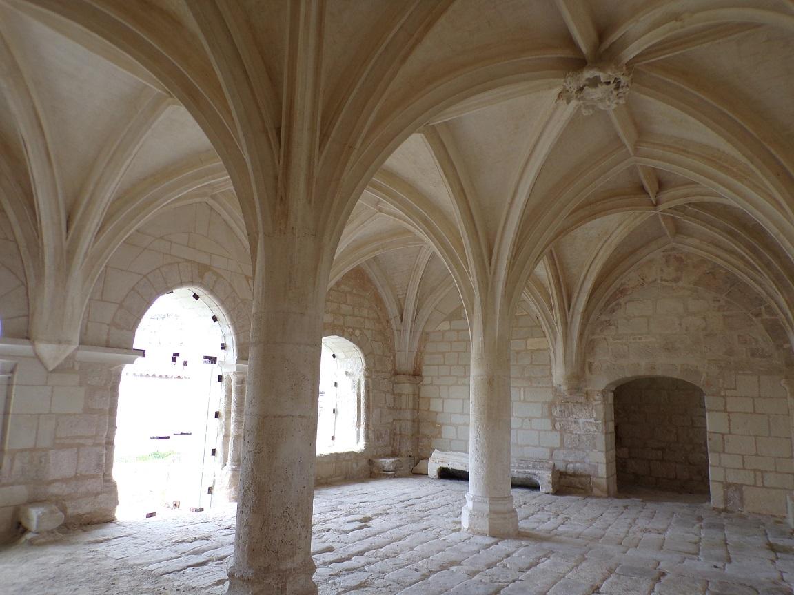 Merpins - L'abbaye Notre-Dame de la Frenade (4 juin 2018)