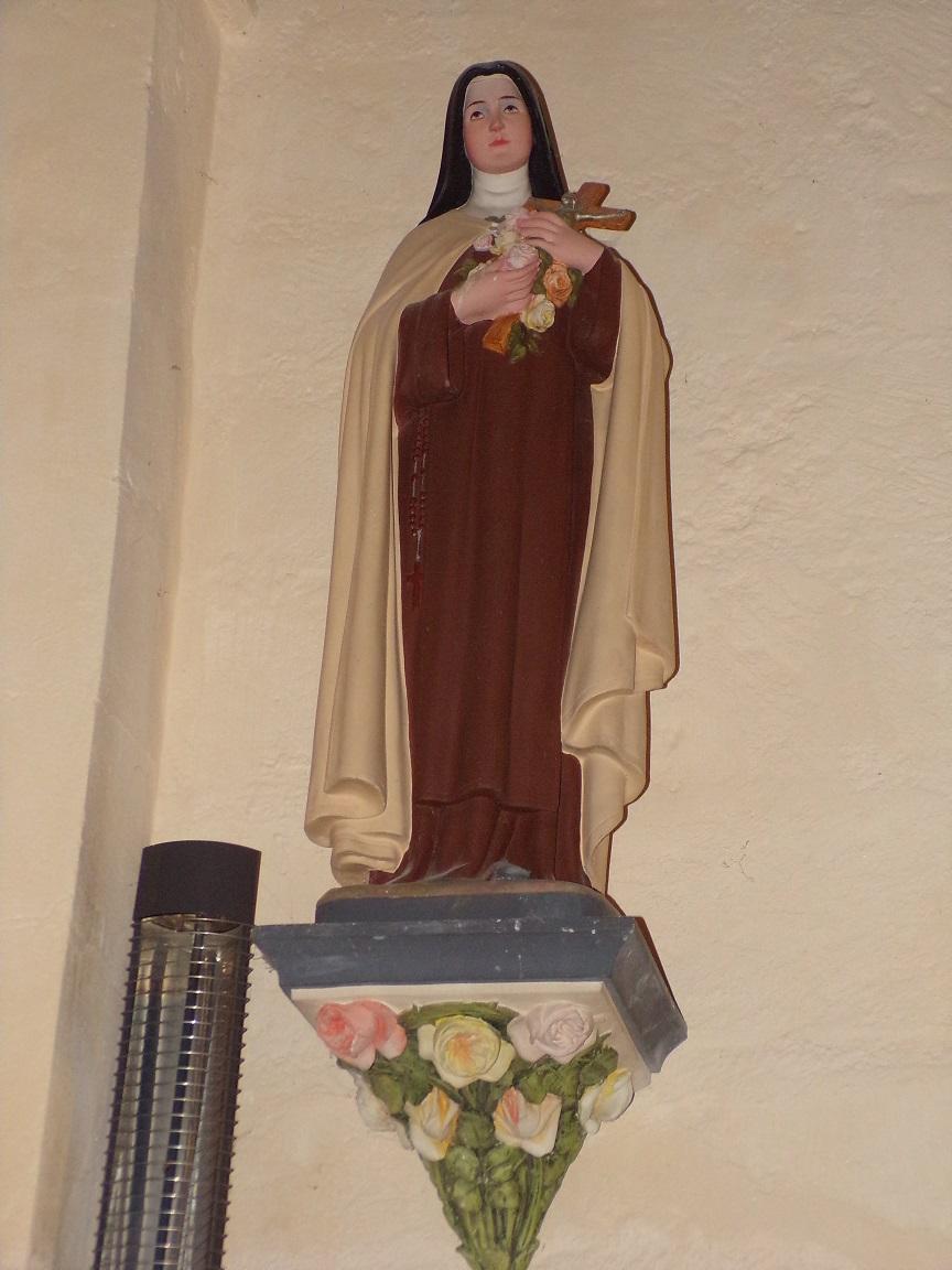 Mesnac - L'église Saint-Pierre - Sainte Thérèse de Lisieux (16 septembre 2018)