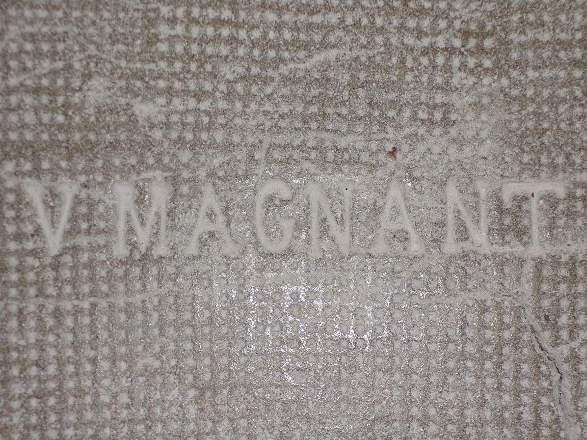 Mesnac - L'église Saint-Pierre - 'V Magnant' (16 septembre 2018)